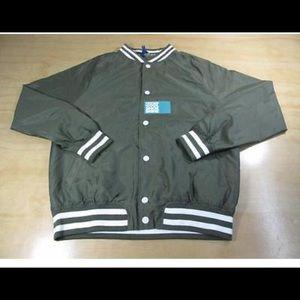 H&M varsity bomber jacket